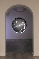 Enzo Cucchi, Cosmogonia III, installation view, courtesy galleria Poggiali e Forconi