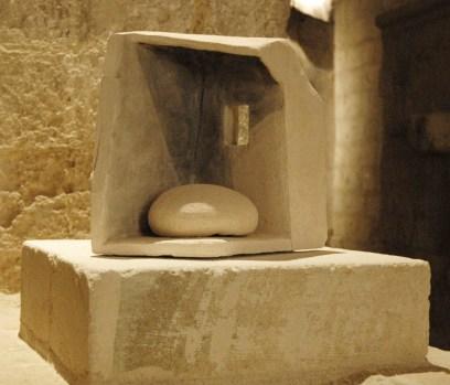 Maria Lai, Sa domo de su dolo, 2002, terracotta