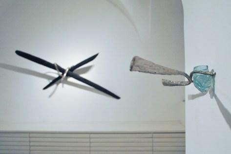 Eduard Habicher, Gedanken-Fänger, Foto Albarello Courtesy Galleria Goethe, Bolzano