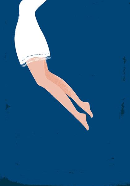 Gaia-Stella-Michele-Marzano-Volevo-essere-una-farfalla-Mondadori-40x30-cm