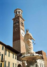 Torre dei Lamberti Foto Lorenzo Ceretta