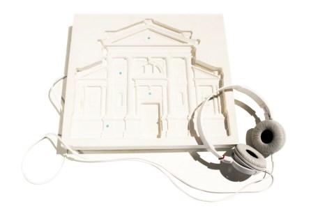 Il primo prototipo: il modello della facciata della Chiesa di San Francesco della Vigna del Palladio a Venezia