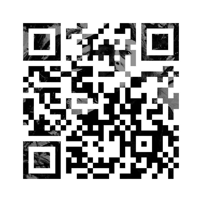 Andrea Facco, Lo strano caso di Joan Mitchell #3, 2014, acrilico su tela, 145x145 cm