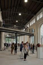 Dolomiti Contemporanee, una fabbrica recuperata dall'arte, foto A. Montresor 2011