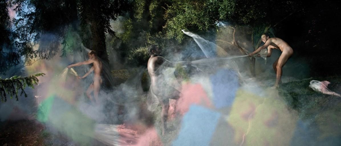 Gianluca Chiodi, Games without frontiers, cm110x48, fotografia, 2013