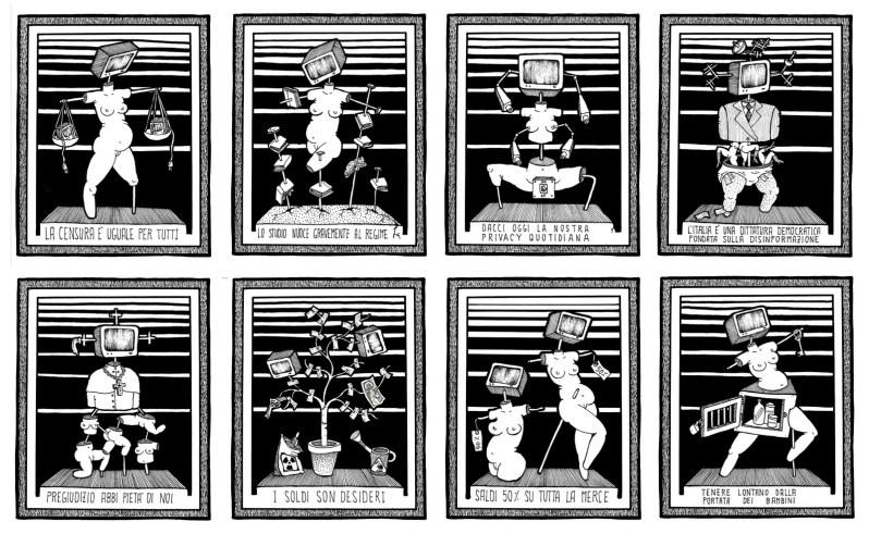 Guerrilla Spam - opera site specific 2013