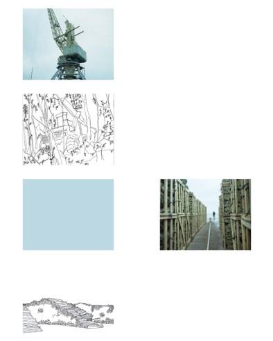 Margherita Morgantin, Codice sorgente, sequenza mista di disegno, fotografia, video 2004