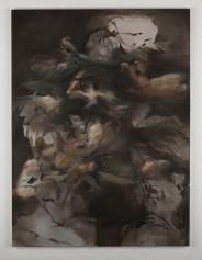 Nazzarena Poli Maramotti, La fine di un'epoca, 2013, olio su tela, cm 80x60