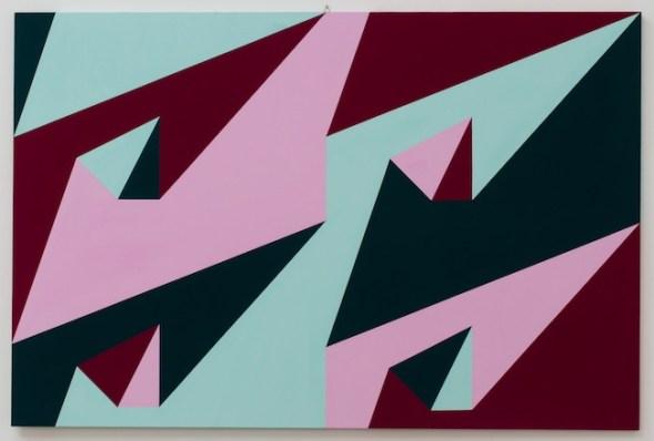 Sergio Lombardo, Pittura Stocastica 200, Courtesy 1/9unosunove, l'artista