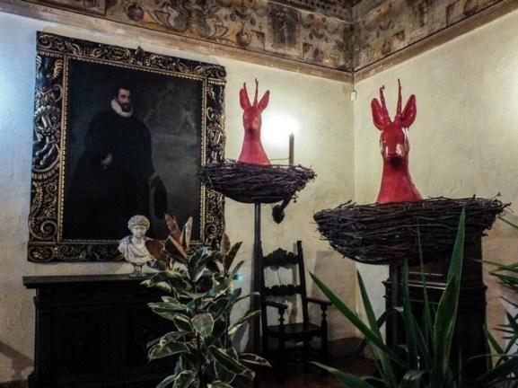Federico Lanaro, What is the Story? Palazzina Marfisa, Ferrara, 2013