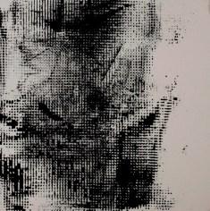 Alessandra Angelini, Scomponibili armonie Tre, 2006, tempera su tela, 50x50 cm, MADE4ART