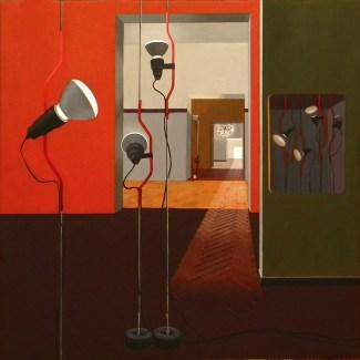 Arturs Berzins untitled (brughiera) 2010 tecnica mista cm 20x30 Laboratorio VI.P.