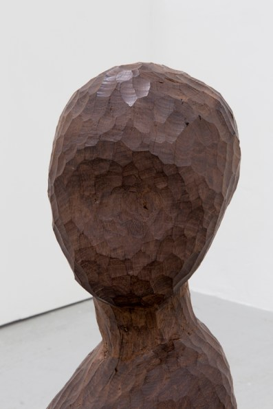 Marie Lund, Attitudes, detail, Concrete, 81x20x18cm,2013 Photography Kristoffer Juel Poulsen courtesy of Laura Bartlett Gallery, London and Croy Nielsen Gallery,Berlin