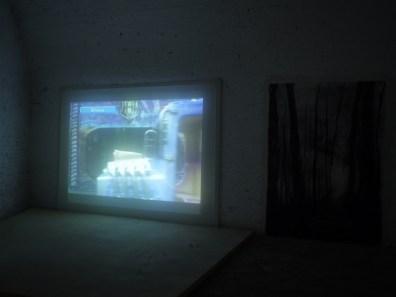 Anneè Olofsson, Paradiso, 2004, video Foto Marco Marzuoli