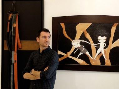 Andrea Guerzoni, Quanta luce nel nero, Carol Rama - Andrea Guerzoni, Roma 2011