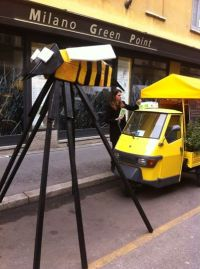 Duilio Forte, Bzzz, 2014, Legno