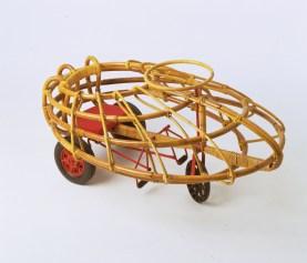 Raffaella Crespi, Disco Volante, 1959, Vittorio Bonacina Courtesy Collezione Permanente Triennale Design Museum, Milano