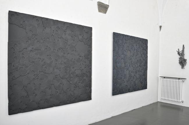 Eduardo Secci Gallery, Firenze, veduta della galleria
