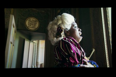 Yinka Shonibare MBE Addio del Passato, 2011 Digital video Duration: 16 minutes 52 seconds Edition of 6 Courtesy of the artist and James Cohan Gallery, New York and Shanghai