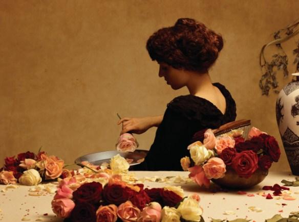 Tania Brassesco & Lazlo Passi Norberto, Pot Pourri, 2010, dalla serie The Essence of Decadence95 x 127 cm - Edizione limitata