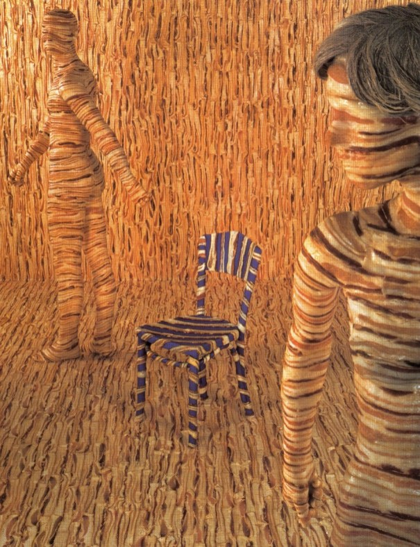 Sandy Skoglund, Body Limits