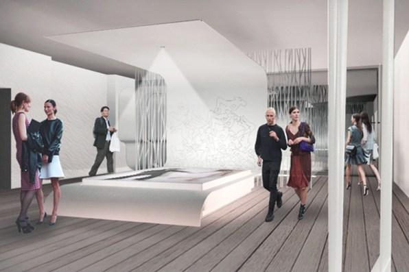 Bedroom by Benedetto Camerana