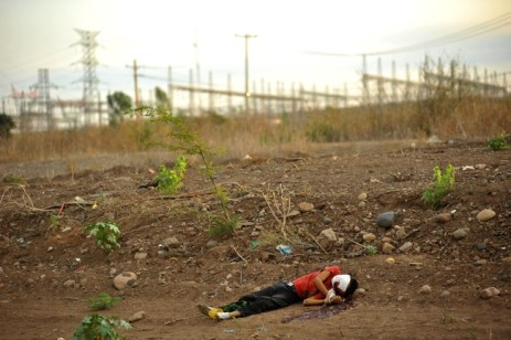 Fernando Brito Tus Pasos se perdieron con el paisaje, 2010 Courtesy Agencia Kairos S.L.
