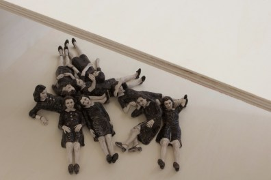 "Serena Zanardi. Apologia vegetale ""La natura è vita che dorme"" F.W. J. Von Schelling, veduta allestimento, Rivolidue, Milano © Serena Zanardi"
