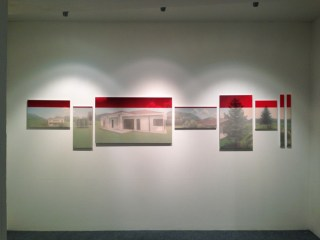 L'orMa, veduta della mostra presso Spazio Testoni, Bologna