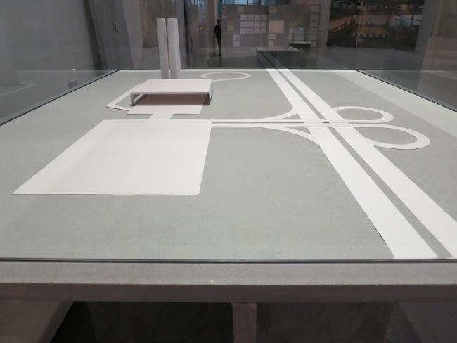 Paulo Mendes da Rocha. Tecnica e immaginazione, Installation view, Triennale di Milano
