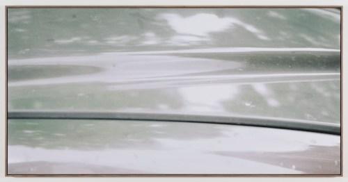 Jan Dibbets New Colorstudies – Silver (Nuovi studi di colore – argento), 1976-2012 fotografia a colori laminata su Dibond / color photograph laminated to Dibond 125 x 250 cm Courtesy Gladstone Gallery, New York e Bruxelles