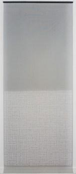 Aldo Grazzi, Zanzi_2005, rete in fibra, 300x100 cm