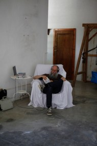 MadeinFilandia 2014, Stefano Arienti, ph Luca Pancrazzi
