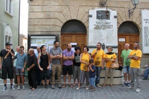 Cittadinanza onoraria agli artisti di GAP 2012
