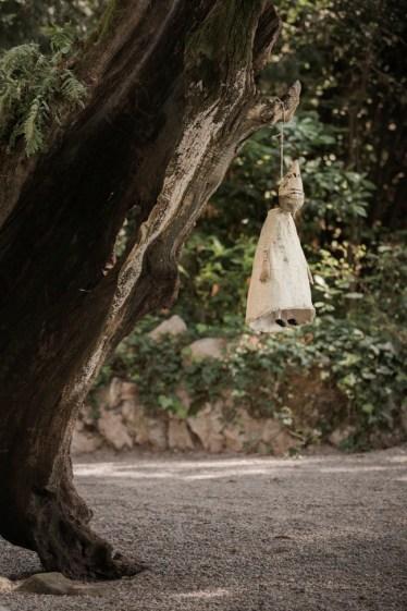 Ecce Pinocchio, Francesca Casolani, L'Appeso, 2013-2014, cartapesta resinata, ph. Fabio Cattabiani