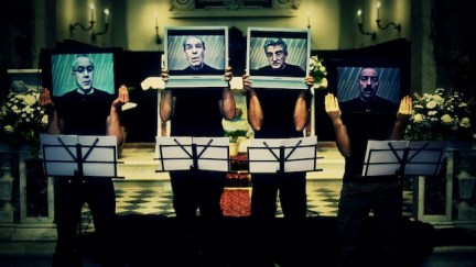 Marcantonio Lunardi, The Choir - 2013 © Marcantonio Lunardi