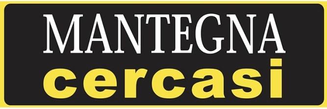 """Concorso Internazionale di Arte Contemporanea """"Mantegna Cercasi"""" II Edizione (logo)"""