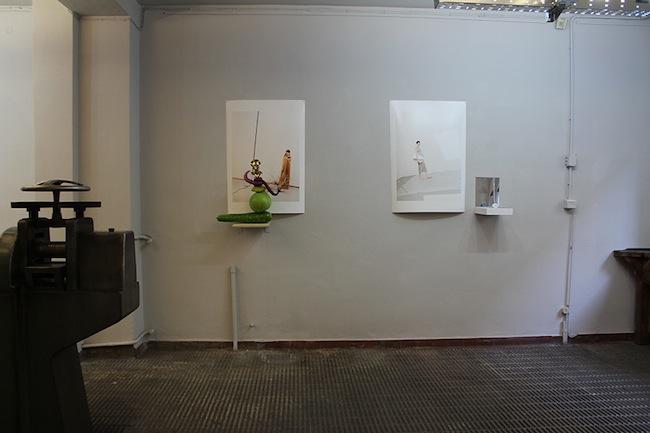 Quinta Essentia, Installation view