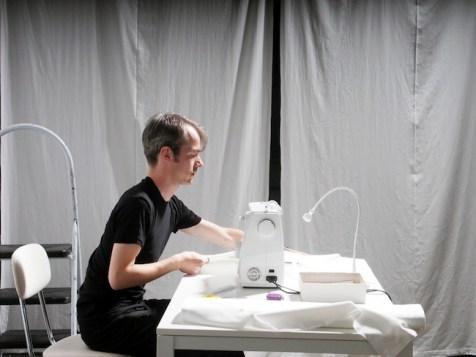 SKILLBUILDING | Drodesera XXXIV, Jan Hoeft, performance, Ph. Alessandro Sala