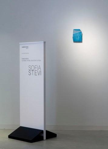 Sofia Stevi, hotel nostos. humble, nimble, dreamlike tumble - Marignana Arte, Venezia, veduta della mostra