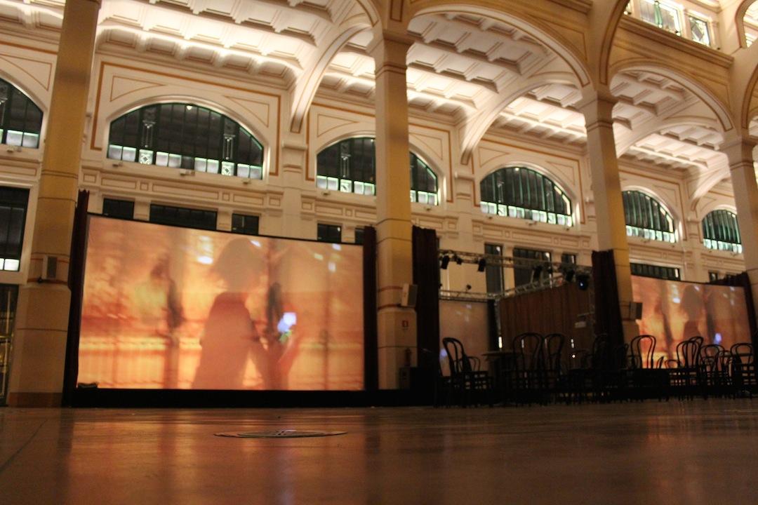 Salotto Vienna Trieste.A Trieste Le Notti Magiche Di Salotto Vienna Espoarte