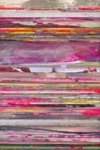 Paolo Bini, crilico_su_carta gommata su tela, 30x20cm, da Cerruti Arte