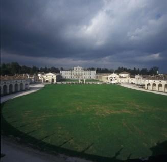 Veduta di Villa Manin, Passariano, Codroipo (UD)Villa Manin 2