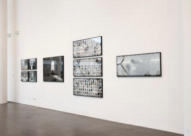 Mario Cresci. Ex/Post. Orizzonti momentanei, 2014, Museo Ma*Ga, Veduta della mostra, ph. ©MOnicamazzoleni
