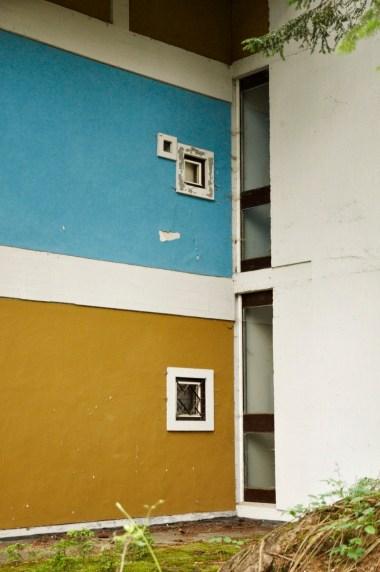 Villaggio Eni di Borca di Cadore_Cromatismo Gellner_Foto Sergio Casagrande