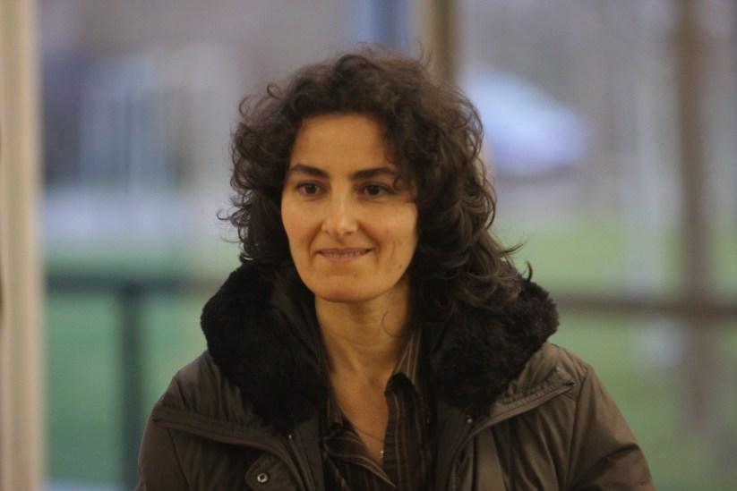 Alessandra Ariatti, ritratto, 2010