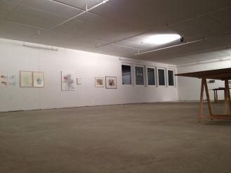 Il disegno degli scultori - Kunsthalle Lana - Allestimento 4