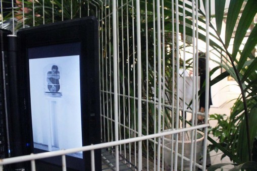 MyHomeGallery, veduta allestimento ad INDEPENDENTS 5, foto di Rocco Dubbini