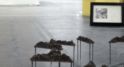Rocco Dubbini, open space di Sponge ArteContemporanea ad INDEPENDENTS 5, foto di Rocco Dubbini