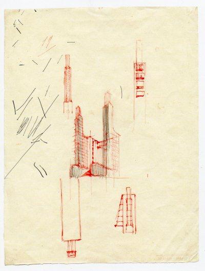 Antonio Sant'Elia, Progetto, Collezione privata